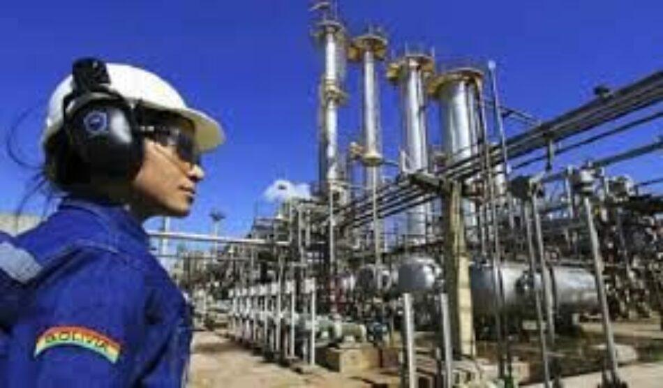 Bolivia. YPFB: La nacionalización permitió disponer de 37.000 millones de dólares de renta petrolera