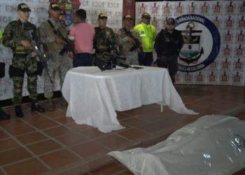 El ejército colombiano abate a un líder del ELN