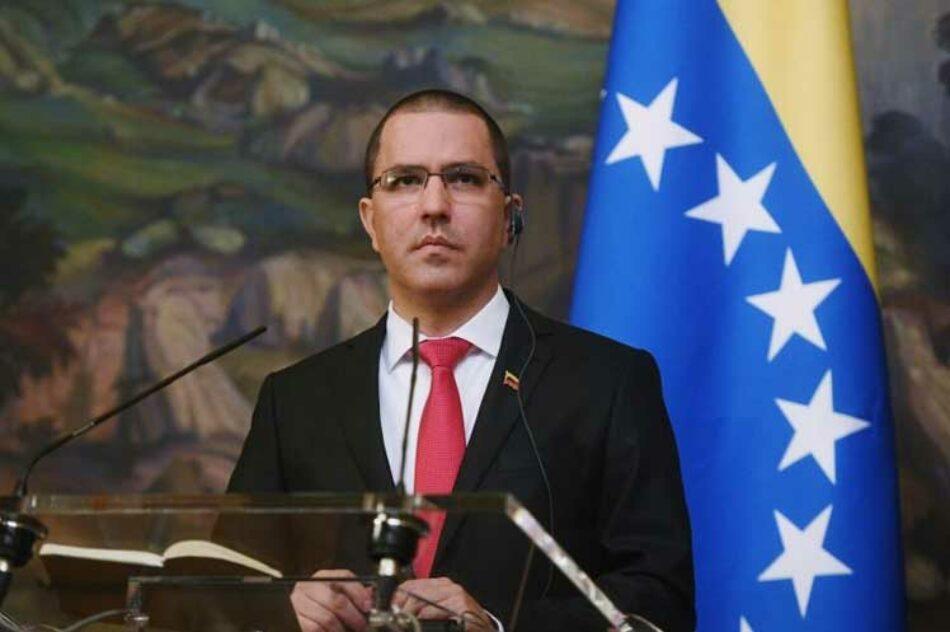 Denuncian en Rusia criminal bloqueo impuesto por EE.UU. a Venezuela