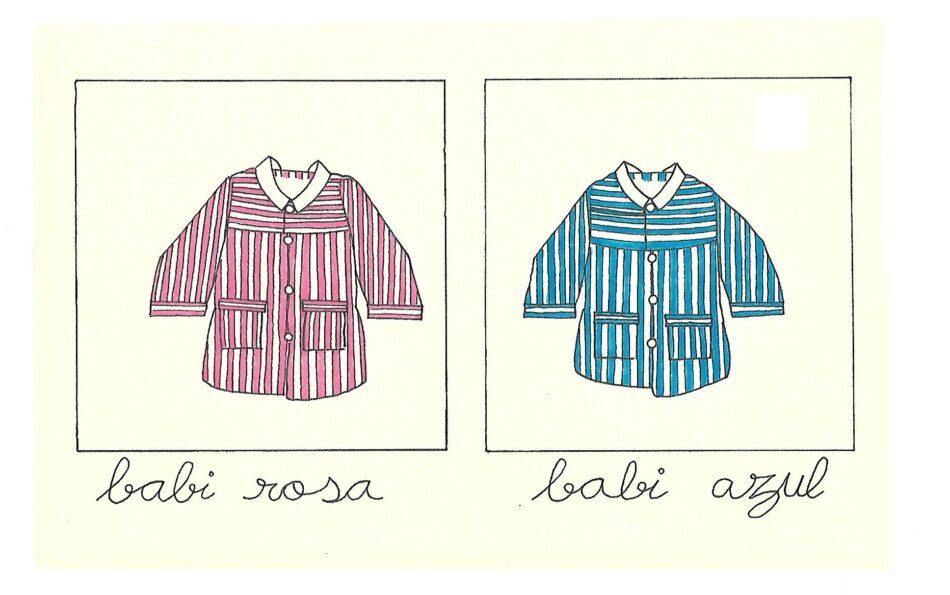 Baby Rosa, Baby Azul (o cómo educar en la igualdad)