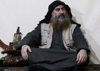 Abu Bakr al Baghdadi, el líder de Estado Islámico reaparece en un video tras 5 años de silencio