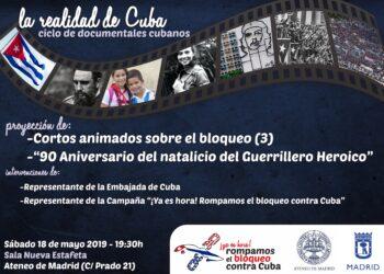 La Realidad de Cuba: Ciclo de Documentales Cubanos