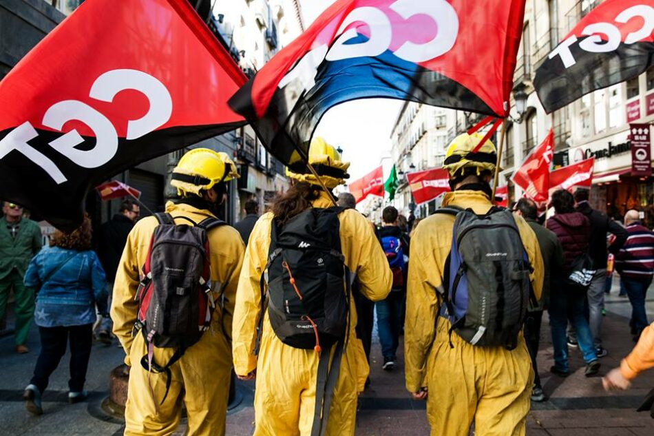 El acto de conciliación previo y sin acuerdo en SARGA fuerza la huelga de sus plantillas contra la explotación y la precariedad