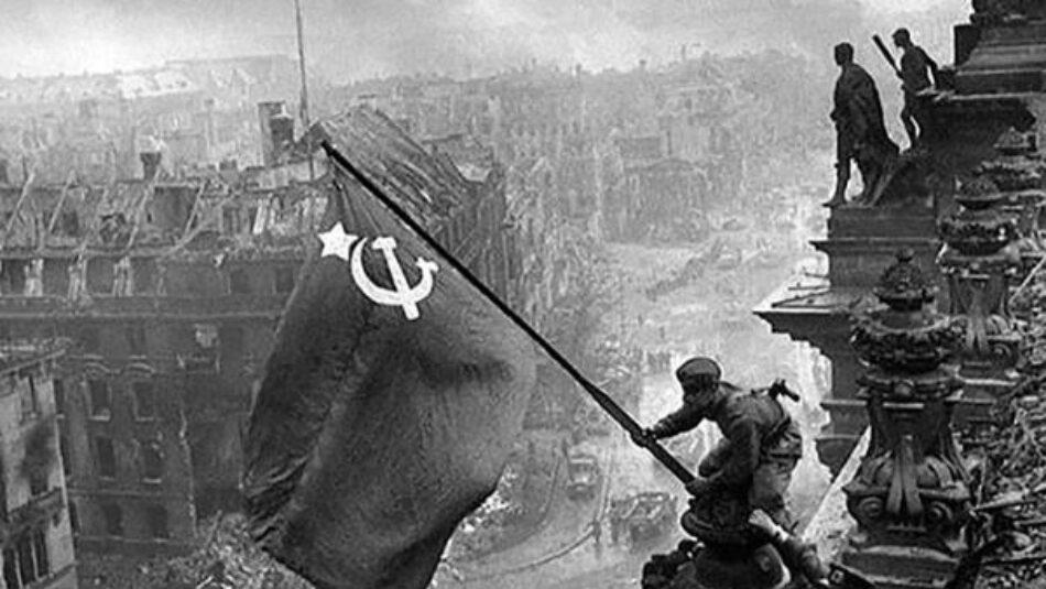 74 años de la caída de Berlín a manos del ejército soviético