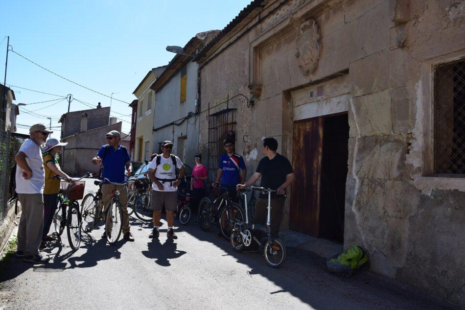 Cambiemos Murcia revisará el PGOU para conservar los valores ambientales, económicos y paisajísticos de la Huerta