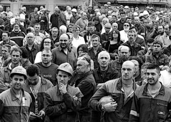 CNT se suma a la huelga del sector del metal de Bizkaia