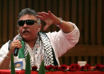 Colombia: Las mil batallas de Jesús Santrich