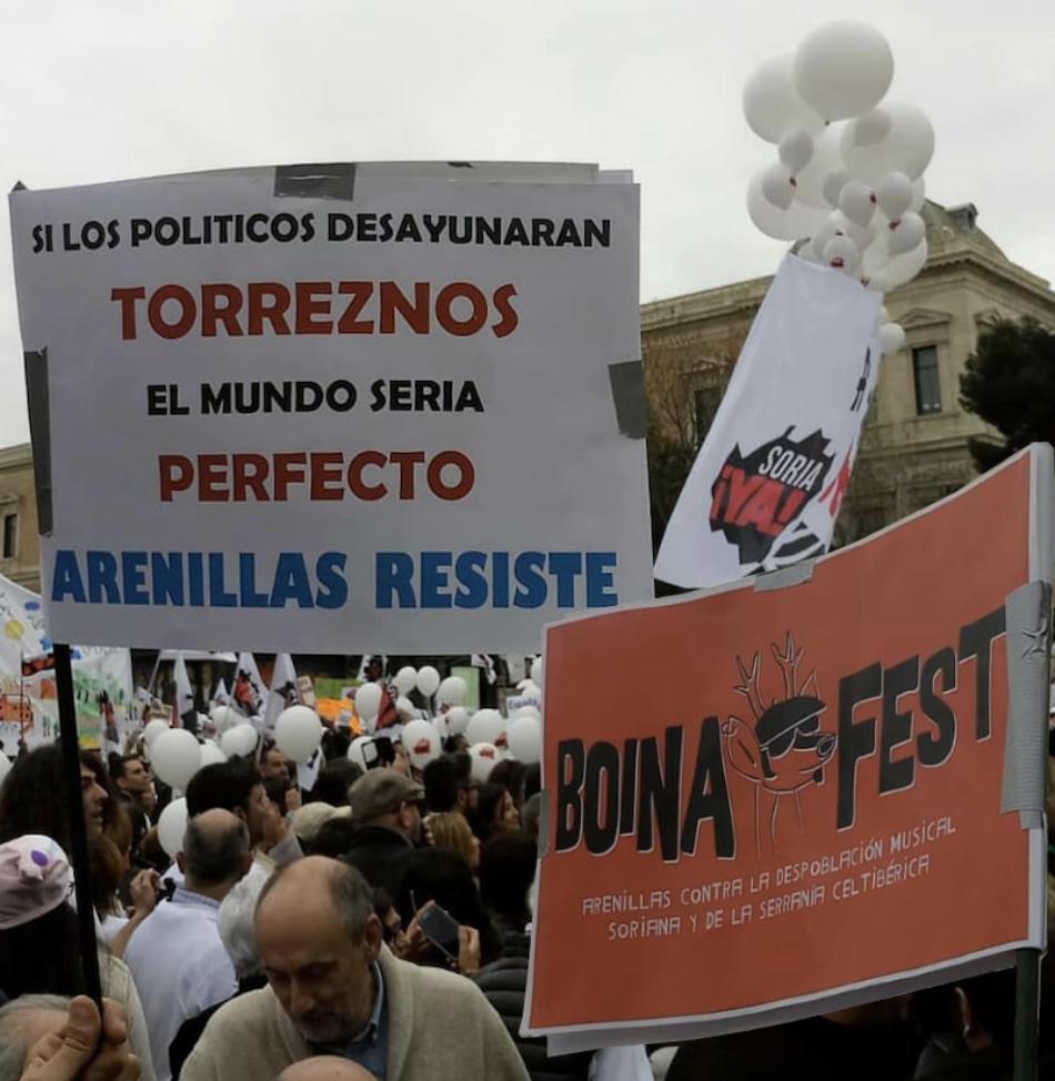 El 1er festival contra la despoblación de la Serranía Celtibérica, Boina Fest,  anuncia sus primeros artistas confirmados: Nono, Noiah y Versionalia