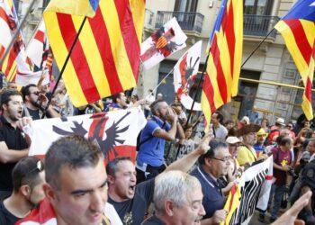 """Movimiento contra la Intolerancia ejercerá la Acusación Popular frente  al  Xenófobo y Ultranacionalista """"Moviment Identitari Català"""""""