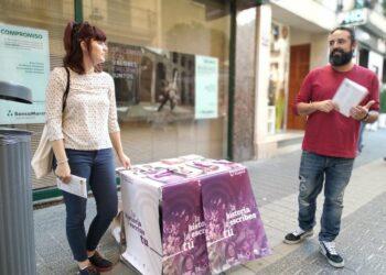 """EUiB defiende """"subir las partidas para reforzar el sistema educativo hasta alcanzar el 7% del PIB, con especial atención al fomento y promoción del catalán"""""""