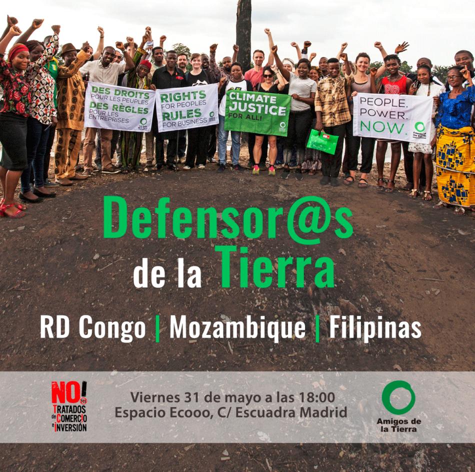 Defensoras ambientales reclaman un Tratado vinculante de Derechos Humanos y Empresas
