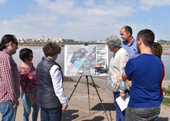 IU, Tú Decides y Equo crearán un gran Parque Salinero en La Ribera de La Algaida