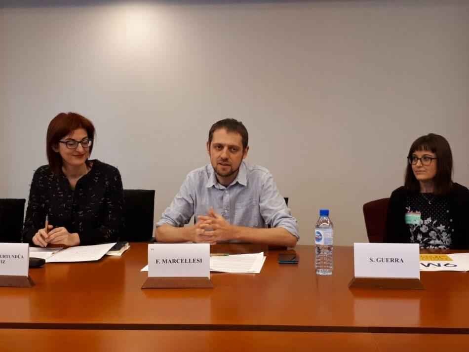 La representación territorial de EQUO en Baleares y Comunidad Valenciana se presentan en Compromiso Por Europa