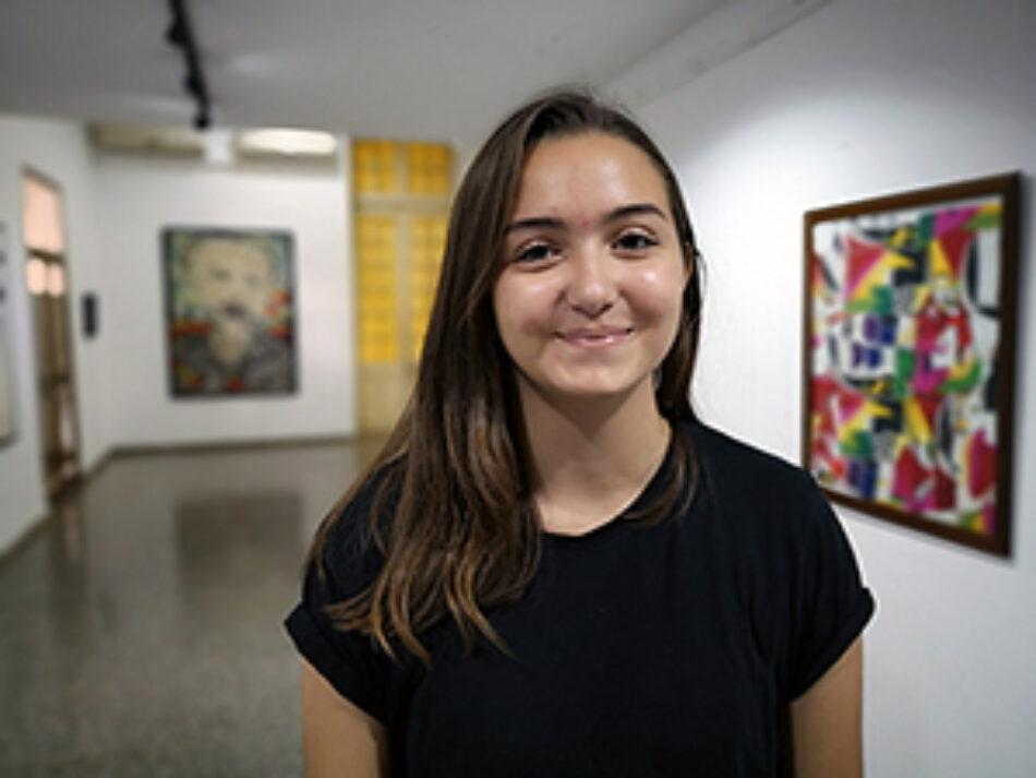 «Conviviendo con jóvenes de Cuba comprobamos las mentiras de la prensa alemana»