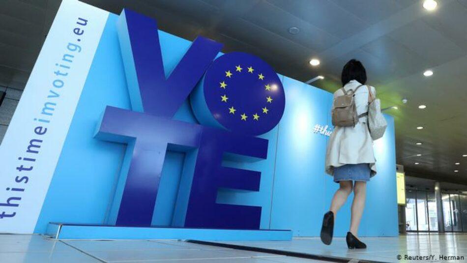 Europa entra en la recta final de las elecciones parlamentarias