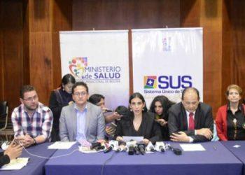 Bolivia. Gobierno y Colegio Médico acuerdan diálogo sobre Sistema Único de Salud
