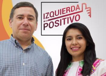 Arranque de campaña de Revolución Ciudadana-Izquierda En Positivo