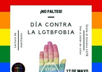Arcópoli te convoca el 17 de mayo a hacer un mosaico arcoíris en la Puerta del Sol