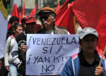 Venezuela: «La mejor victoria es vencer sin combatir»