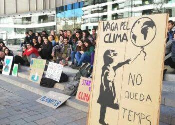 Fridays For Future y Juventud por el Clima España participan en el encuentro internacional de jóvenes activistas climáticos de la Unión Europea