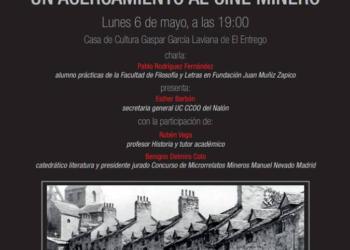 «Un acercamiento al cine minero», en la Casa de la Cultura Gaspar García Laviana de El Entrego