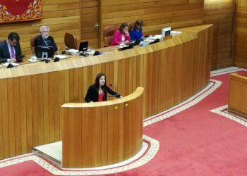 Aprobada por unanimidade a iniciativa de Eva Solla para promover a regulación de funcións do persoal técnico de enfermería actualizando e adaptando a normativa á realidade actual