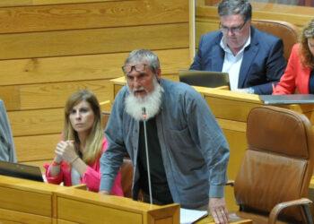 O Conselleiro de Industria da Xunta de Galicia elude responder sobre o cese de Bernardo Tahoces por anomalías nos proxectos mineiros