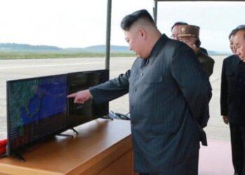 Corea del Norte lanza proyectiles de corto alcance al mar del Japón