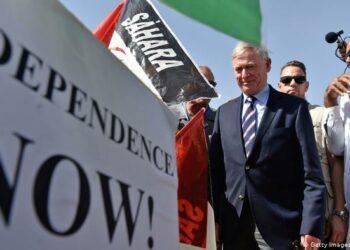 """Los esfuerzos del enviado de la ONU para el Sahara occidental Köhler han sido """"saboteados por Francia y Estados Unidos"""""""