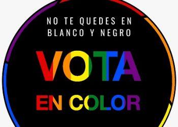 Arcópoli lanza la campaña «Vota en color»