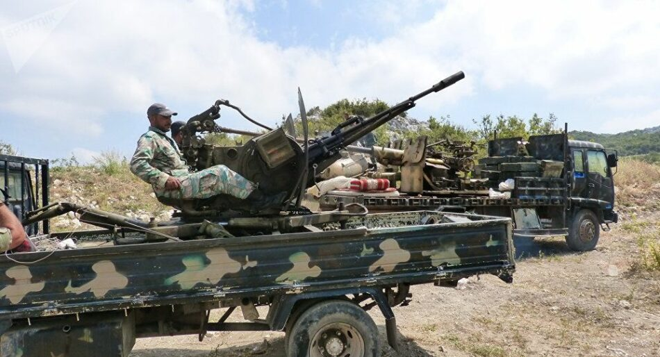 El Ejército sirio libera ocho ciudades en el noroeste de Hama