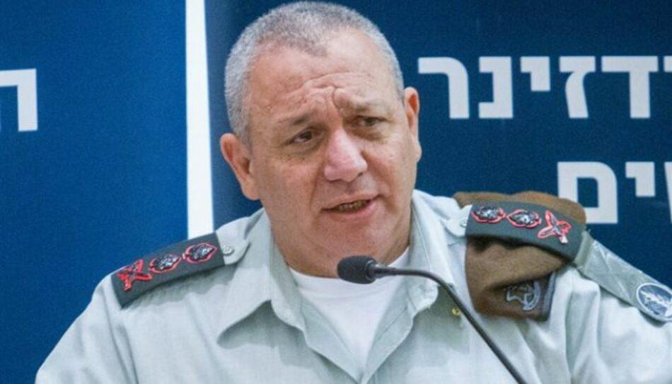 Ex jefe de Estado Mayor israelí: Hay que evitar a toda costa una guerra contra Hezbolá