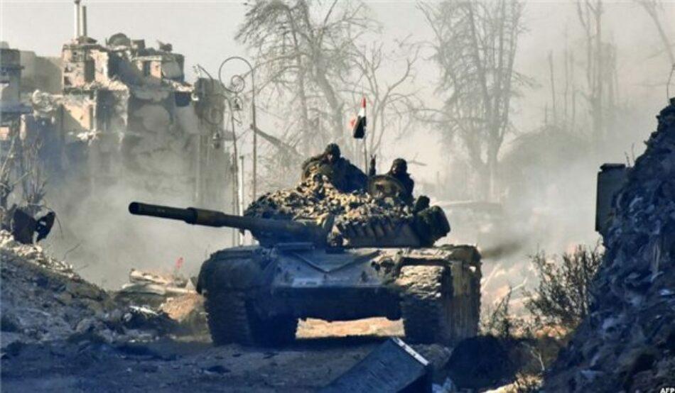 Ejército sirio toma por segunda vez la ciudad de Kafr Nabudeh