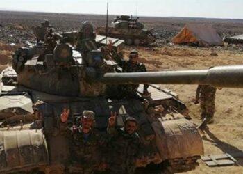 El Ejército sirio se prepara para eliminar los restos del Daesh en el este de Siria