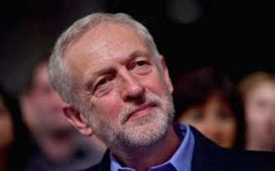 Hamas agradece a Jeremy Corbyn por su apoyo a las celebraciones de la Nakba y su condena de la ocupación israelí