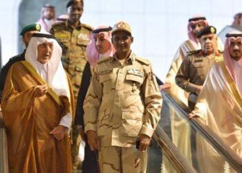 Sudán y Libia: Arabia Saudí y EAU buscan debilitar al eje Turquía-Qatar