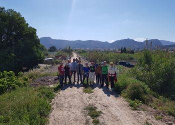 Cambiemos Murcia propone crear una red de vías verdes que conecte todo el municipio
