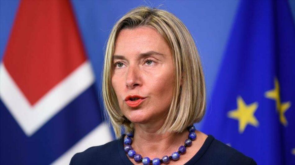 Choque entre la UE y EEUU por las sanciones unilaterales a Irán