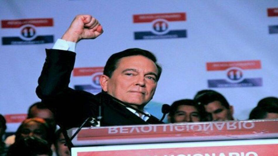 Nito Cortizo triunfa en elecciones generales de Panamá