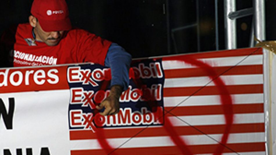 `Esso no puede Shell porque Texaco de aquí´: la Helms-Burton tiene historia