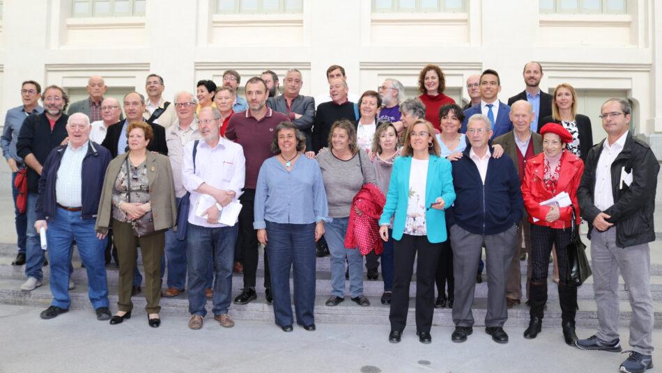 La FRAVM comunica que todos los partidos de la corporación municipal se comprometen a dar continuidad a la Oficina del Sur y el Este