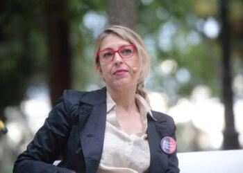 María Eugenia Rodríguez Palop: «El proyecto de Unidas Podemos y sus fuerzas hermanas es la alternativa a Salvini, Macron y Merkel»