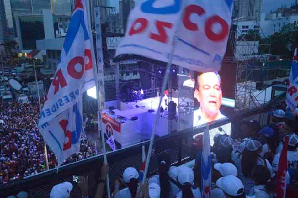 PRD consolida posiciones en elecciones panameñas