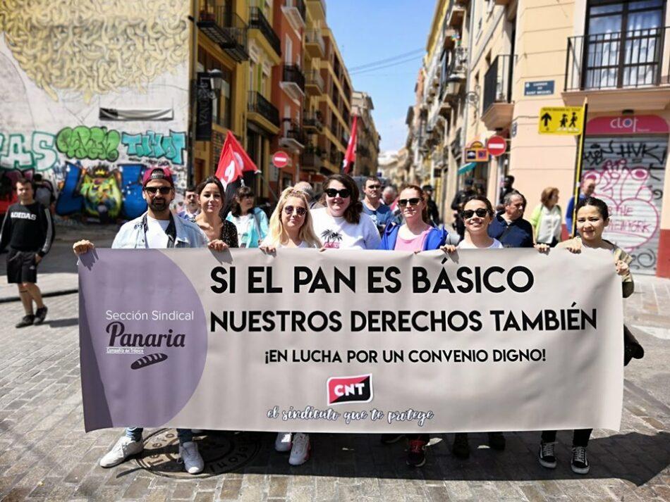 CNT consigue que Panaria actualice el salario de toda la plantilla y pague los importes que no abonó durante el año pasado