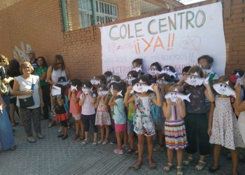 Participa denuncia, un año más, la falta de plazas en la escuela pública en el Casco Antiguo