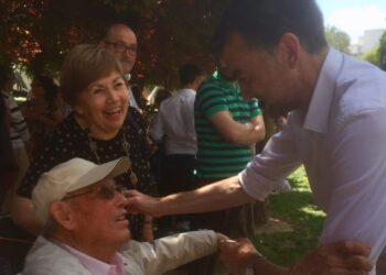 """Maíllo asegura que el 26M toca """"ampliar la red de ayuntamientos que gobiernan para mejorar la vida de la gente"""""""