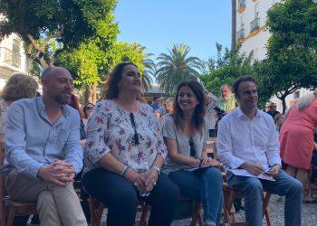 Sira Rego (Unidas Podemos) pide que los pescadores de Cádiz puedan faenar con las mismas reglas de juego en los caladeros compartidos con Marruecos