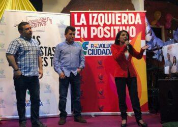 """Javier Couso contrapone la """"candidatura de ilusión"""" que encabeza frente a la izquierda tradicional"""