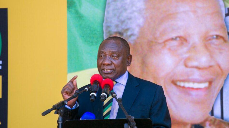 El CNA obtiene mayoría absoluta en Sudáfrica
