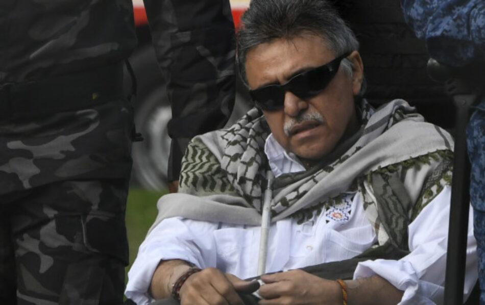 Internacional Guevarista exige inmediata liberación de Jesús Santrich
